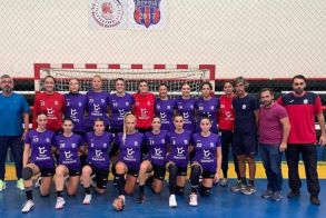Α1 γυναικών Νίκη για τη Βέροια 2017 26-15 τον Μ. Αλέξανδρο Γιαννιτσών.