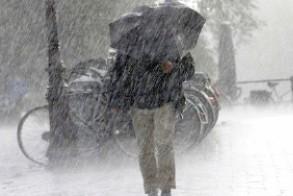 Βροχές, καταιγίδες και ισχυρούς ανέμους φέρνει ο Ιανός, από σήμερα το απόγευμα μέχρι το Σάββατο