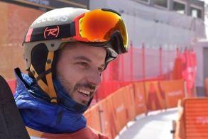 Στο Παγκόσμιο Πρωτάθλημα Para Snowboard θα αγωνιστεί ο Κωνσταντίνος Πετράκης