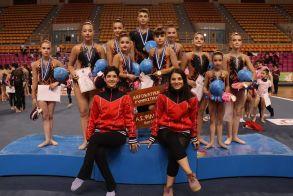 Με 5 χρυσά, 2 αργυρά και γεμάτη εμπειρίες επέστρεψε η αγωνιστική ομάδα του Α.Π.Σ. Φιλίππου από το Πανελλήνιο πρωτάθλημα στην Κρήτη