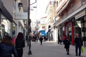 Μετά τις 11πμ θα ανοίξουν την Πέμπτη τα καταστήματα στη Βέροια