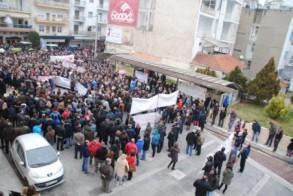 Συμμετοχή του Σωματείου Αρτοποιών Ναούσης και Περιχώρων στο συλλαλητήριο της Βέροιας