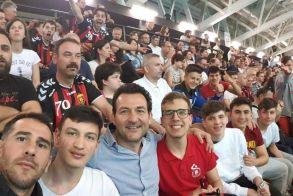 Εμπειρίες από τα Σκόπια για τους παίδες του Φιλίππου