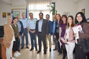 Κ. Βοργιαζίδης: «Θα συνεχίσουμε να είμαστε αρωγοί στο έργο σας»