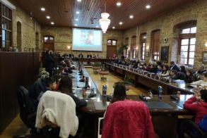 3ο Δημοτικό Συμβούλιο Παίδων Βέροιας - Την Τετάρτη 11 Δεκεμβρίου στην Αίθουσα Συνεδριάσεων του Δημοτικού Συμβουλίου Βέροιας