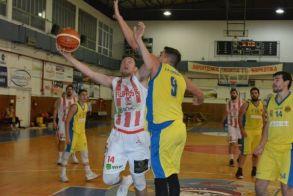 Μπάσκετ Β' Εθνική. Φίλιππος- Στρατώνι 65-63