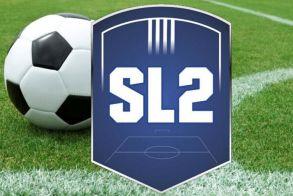Οι ομάδες που θα καταρτίζουν  τους δύο ομίλους της Sl2. Έναρξη πρωταθλήματος στις 10/10