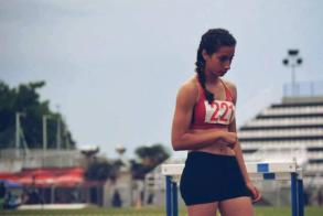 Η Ολυμπία Τζιμογιάννη στο  ' ΠΟΡΤΑΡΑΘΛΟΝ'' της Νάξου