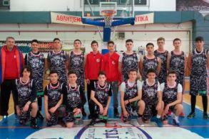 ΕΚΑΣΜΕΜ Μίνι μπάσκετ. Νίκη του Φιλίππου 94-26 επί του ΑΟΚ