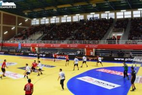 Στο ΔΑΚ  Κοζάνης  το F4 του Κυπέλλου Ανδρών του χαντ μπολ