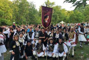 Ο Λαογραφικός Σύλλογος Ντόπιων Μακροχωρίου σε διεθνές Φεστιβάλ στο Πετρίτσι της Βουλγαρίας