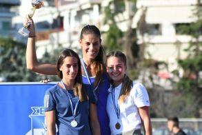 Μεγάλη επιτυχία για την Ίλζε Λογδανίδου της Γ.Ε. Νάουσας-  Τα αποτελέσματα των τεσσάρων αθλητών της