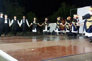 Με επιτυχία πραγματοποιήθηκε το διήμερο εκδηλώσεων του Πολιτιστικού Συλλόγου Πλατάνου  «Το Τσινάφορο»