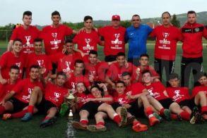 Άξιοι πρωταθλητές Ημαθίας η Κ16 των Τηλέμαχων Αλεξάνδρειας