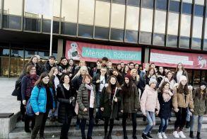 Φωτογραφίες από την εκδρομή  του 5ου ΓΕΛ Βέροιας στο Hamm της Γερμανίας με το πρόγραμμα Erasmus+