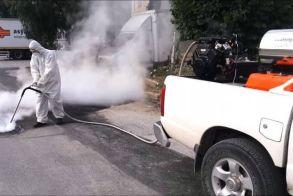 Ψεκασμός σήμερα το βράδυ στην Κουλούρα για την αντιμετώπιση των ακμαίων κουνουπιών