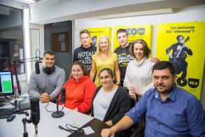 «Λαϊκά και Αιρετικά» (9/10): Η ομάδα του 5ου ΓΕΛ Βέροιας που συμμετείχε στο ERASMUS στη Δανία ζωντανά στο στούντιο