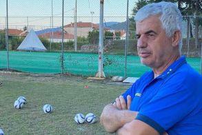 Τεχνικός διευθυντής στην γυναικεία ομάδα ποδοσφαίρου  Veria Ladies ο Γιώργος Μαραγκός
