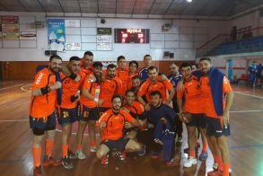 χαντ μπολ Α2 ανδρών. Νέα νίκη του Ζαφειράκη 32-24 την Καλαμαριά