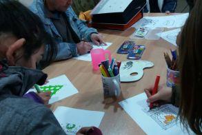 «Τα Παιδιά της Άνοιξης» - Μαθητές γνωρίστηκαν με τους ωφελούμενους, εργάστηκαν και παρακολούθησαν προγράμματα εκπαίδευσης