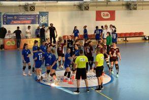 Περίπατος πρόκρισης για την Εθνική γυναικών νίκησε και την Λετονία 17-34.