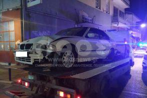 Τρακάρισμα στο κέντρο της Βέροιας έστειλε αυτοκίνητο μέσα στο βιβλιοπωλείο ΠΥΡΙΝΟΣ! (Φωτό + Βίντεο)