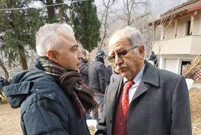 Ο Λάζαρος Τσαβδαρίδης στα ΚΟΥΡΜΠΑΝΙΑ Φυτειάς και Αρκοχωρίου Νάουσας