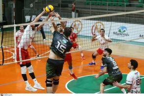 Volley League: Στις 5/3 ο εξ αναβολής αγώνας του ΠΑΟΚ με τον Φίλιππο . Την Δευτέρα 8/3 Φίλιππος - Φοίνικας