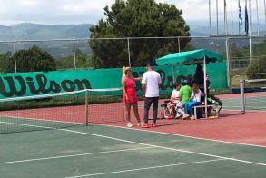 Aναστολή των προπονήσεων τένις από τον Ο.Α. Βέροιας