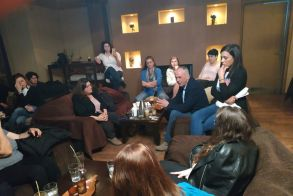 Ενημερωτική συνάντηση του συλλόγου καθαριστριών σχολικών μονάδων Ημαθίας