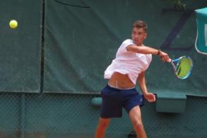 Ο Δημοσθένης Ταραμονλής στην Εθνική ομάδα Τένις! - Θα  εκπροσωπήσει την χώρα μας σε Ευρωπαϊκές διοργανώσεις!
