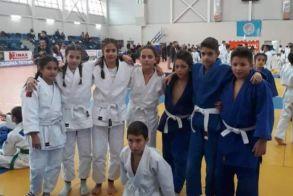 7 μετάλλια για την Ολυμπιακή Ελπίδα Βέροιας στο Judo
