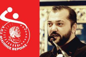 Γραμματικόπουλος: «Προτεραιότητά του Φιλίππου η διαφύλαξη της υγείας των αθλητών του»