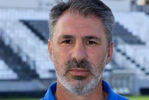 Ανακοίνωσε τον Βαγγέλη Ντίσιο προπονητή ο Παναρκαδικός