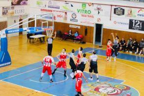 """Μπασκετ Γ' Εθνική Ήττα-""""πισωγύρισμα"""" για τους Αετούς Βέροιας' Νίκη εκτός για την Μελίκη"""