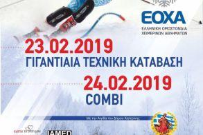 Προκήρυξη  Κυπέλλου  Παμπαίδων- Παγκορασίδων  ΕΛΑΤΟΧΩΡΙ 23-24.2.19