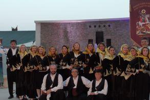 Ο Πολιτιστικός Σύλλογος Αγίου Γεωργίου Βέροιας στο Φολκλορικό Φεστιβάλ