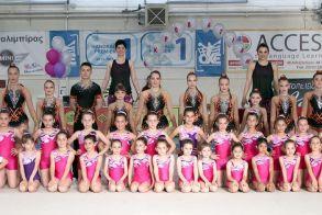 """Eurovision Acro-show"": Ένα αθλητικό υπερθέαμα από το τμήμα Ακροβατικής Γυμναστικής του Φιλίππου"