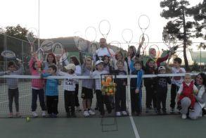 Ξεκίνησαν οι εγγραφές στον Όμιλο Αντισφαίρισης Αλέξανδρο Βέροιας - Παίζουμε τένις στην Βέροια