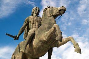 Ο όρκος του Μεγάλου Αλεξάνδρου