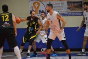 """Γ' Εθνική Μπάσκετ """"Αχίλλειος πτέρνα"""" τα εντός έδρας παιχνίδια για τους νέα ήττα 60-88 από την Καρδίτσα"""