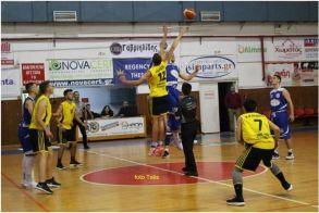 Μπάσκετ Εφηβικό Έκτη νίκη για τον ΑΟΚ Βέροιας συνέτριψε τον Φ Ο Αριδαίας 92-41