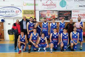 ΕΚΑΣΚΕΜ Α' Εύκολα στο Αιγίνιο ο ΑΟΚ με 37-83 - Έχασε ο Ζαφειράκης