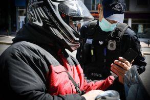 Απαγόρευση κυκλοφορίας: Στο τραπέζι ο τριπλασιασμός των προστίμων