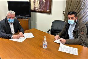 Αλεξάνδρεια: Υπογράφτηκε η σύμβαση έργου για εργασίες αποκατάστασης γεφυρών
