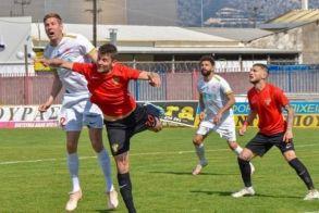 Νίκη παραμονής για τον Απόλλωνα Πόντου νίκησε 2-0 τον Ολυμπιακό Βόλου