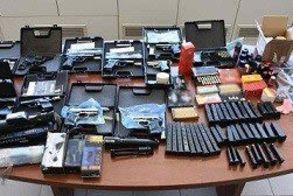 Και ένας Ημαθιώτης στη  επταμελή σπείρα που έφερνε παράνομα από τη Βουλγαρία όπλα και πυρομαχικά, για εμπόριο στην Ελλάδα