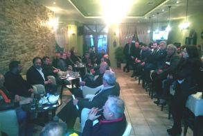 Κώστας Βοργιαζίδης: «Θα συνεχίσω να είμαι δίπλα σας και τη νέα τετραετία»