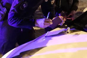 Αχαΐα: Αστυνομικός έκοψε πρόστιμο σε αστυνομικό γιατί δε φορούσε μάσκα