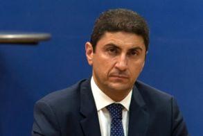 Στην Αθήνα Χασάν και Ραντόισιτς προσκεκλημένοι του Υφυπουργού Αθλητισμού Λευτέρη Αυγενάκη .Oi  Πρόεδροι της Διεθνούς και της Μεσογειακής